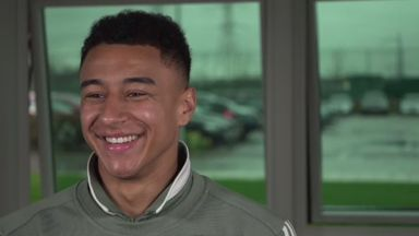 Jesse Lingard reveals all about his Manchester United team-mates
