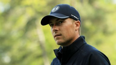 Round of the day: Spieth