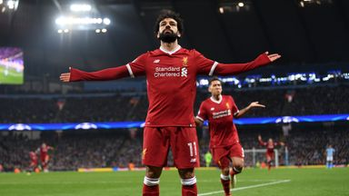 Can Salah sustain his form?