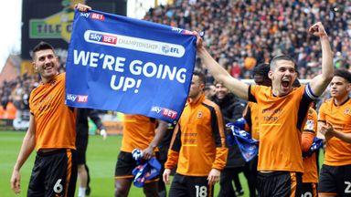 'Wolves chasing PL elite'