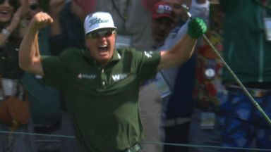 Masters Day 4: Top Shots