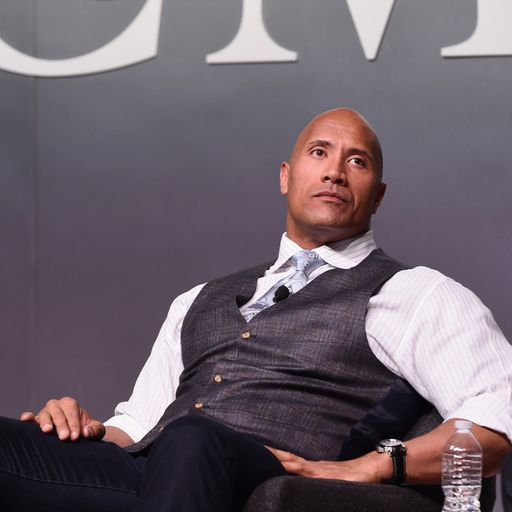 Dwayne Johnson opens up on depression and suicide