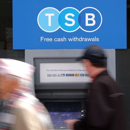 Paul Pester may have left TSB earlier but for MPs' demands he quit
