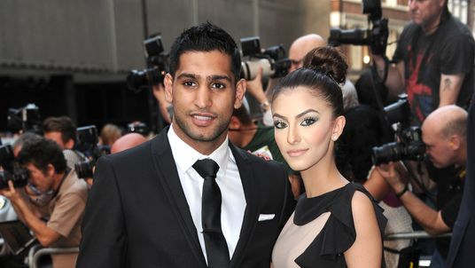 Amir Khan and Faryal Makhdoom have had their second child together