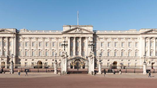 The vehicle was stopped near Buckingham Palace