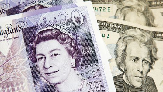 On Tuesday, sterling reached its highest level against the dollar since the Brexit vote