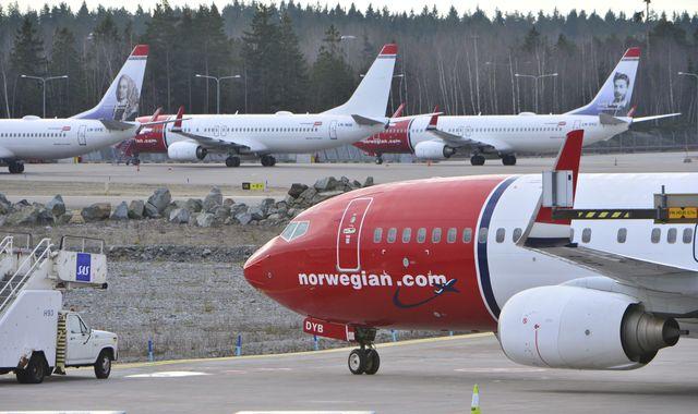 British Airways owner IAG mullls Norwegian takeover bid