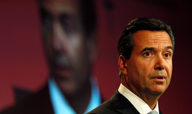 Lloyds boss challenges claims he is 'greedy' for getting £6.3m package