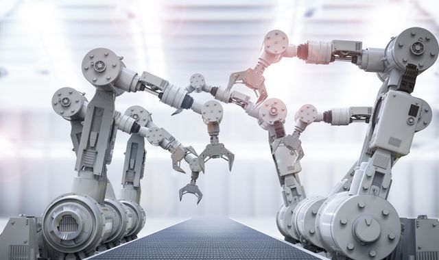 1.5 million jobs are at 'high risk' of automation, ONS figures show