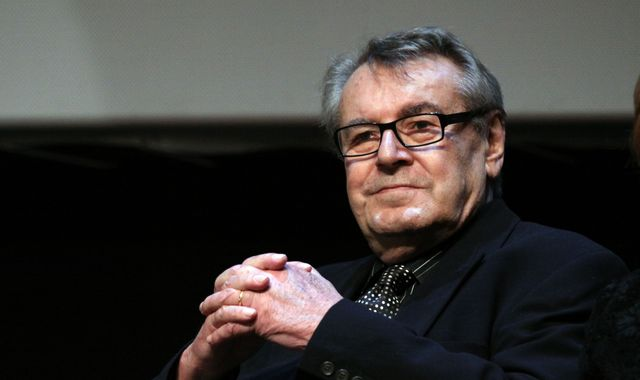 Revisit the work of Milos Forman with these five films