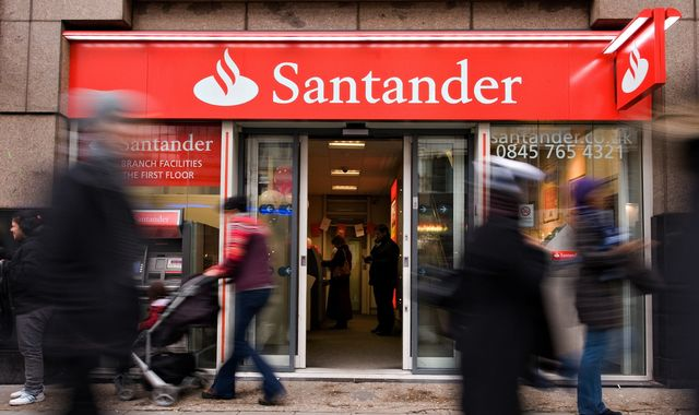 Lookout for this Stock: Banco Santander, SA