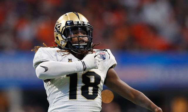 Seahawks draft Shaquem Griffin, reunite him with twin brother