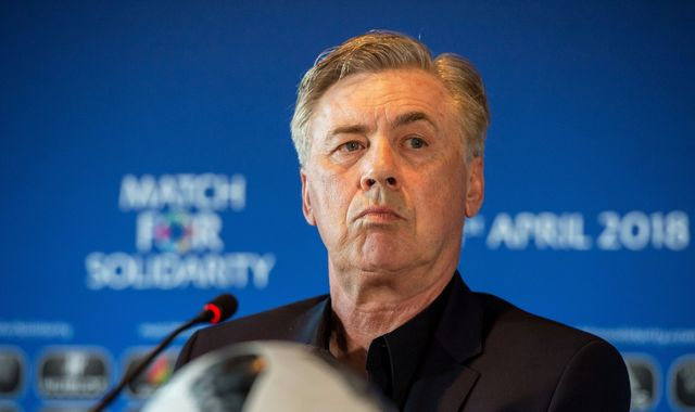 Ancelotti offered job of Italy coach