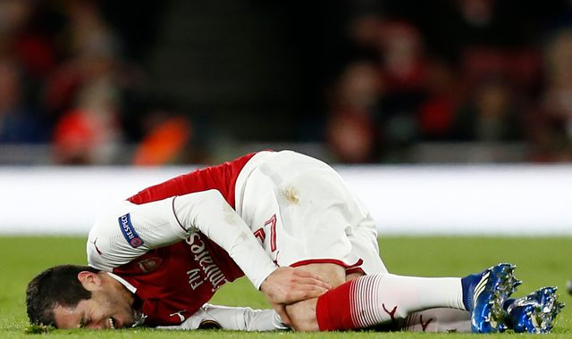 Arsenal eyes Europa League semis after 4-1 win