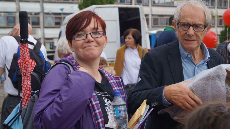 Charlotte Hughes volunteers to help people at the Jobcentre
