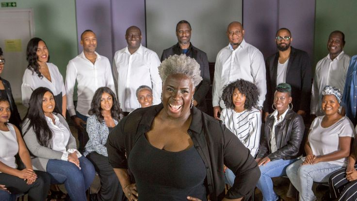 Karen Gibson and The Kingdom Choir will be performing at the wedding of Prince Harry and Meghan Markle