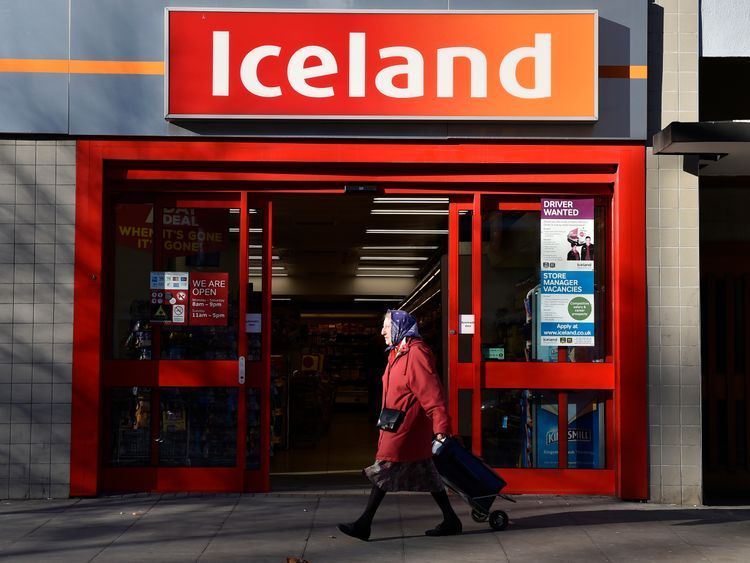 Iceland Christmas ad banned over 'political message'