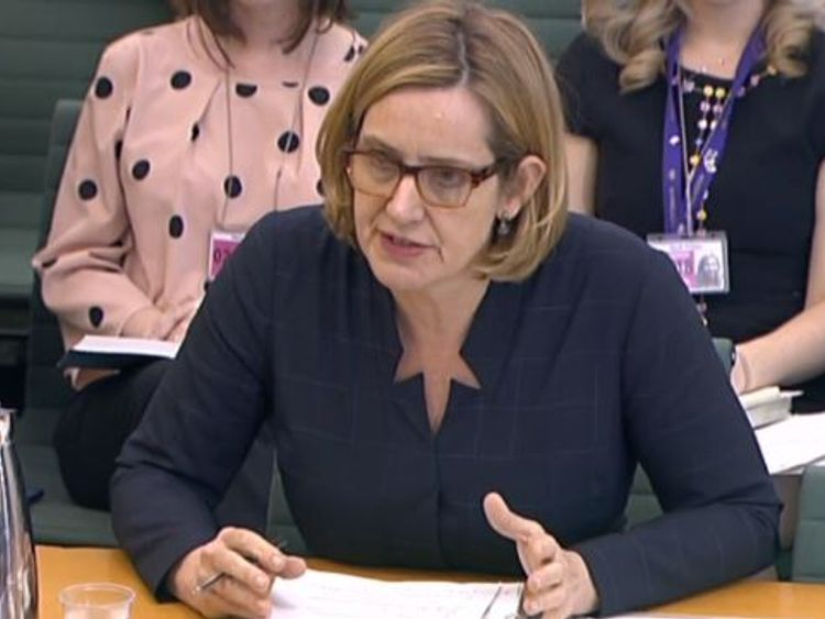 Home Office 'deportation target' sparks row
