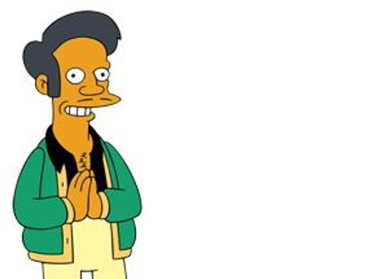 A documentary maker has claimed The Simpson's portrayal of Apu caused other children to make fun of him at school