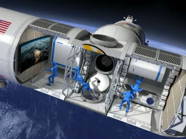 First-ever luxury hotel in space announced