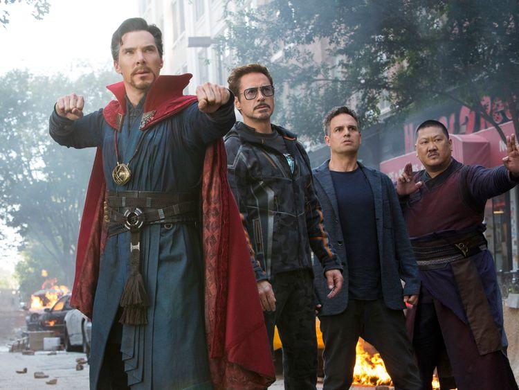 Avengers: Infinity War breaks global record