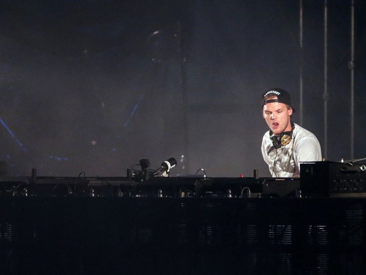 DJ Avicii could not go on any longer, family say