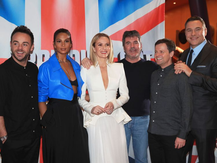 Britain's Got Talent will return for its 12th series on Saturday 14 April