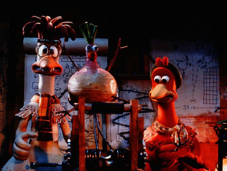 Chicken Run 2 'in the works' at Aardman studios