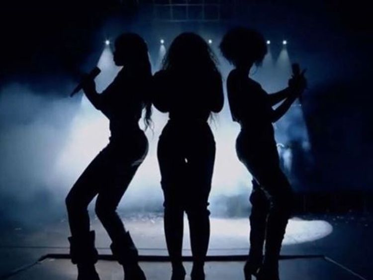 Beyonce stages surprise Destiny's Child reunion