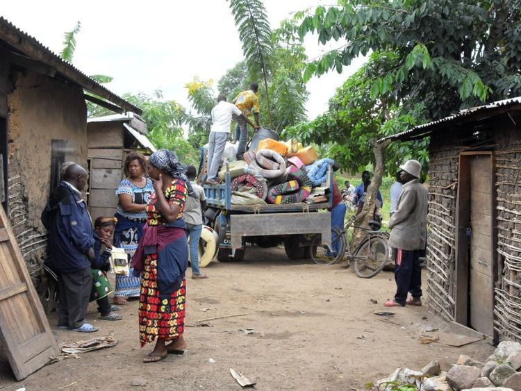 The DRC is a mineral-rich country but its people are poor