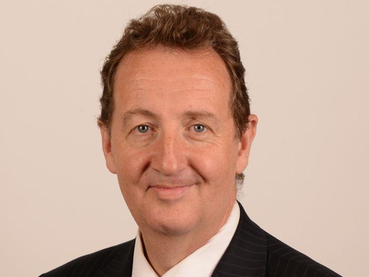 Ealing council leader Julian Bell