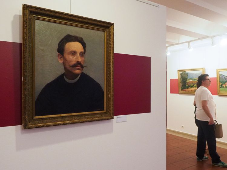The museum may have spent up to £140,000 on fake paintings