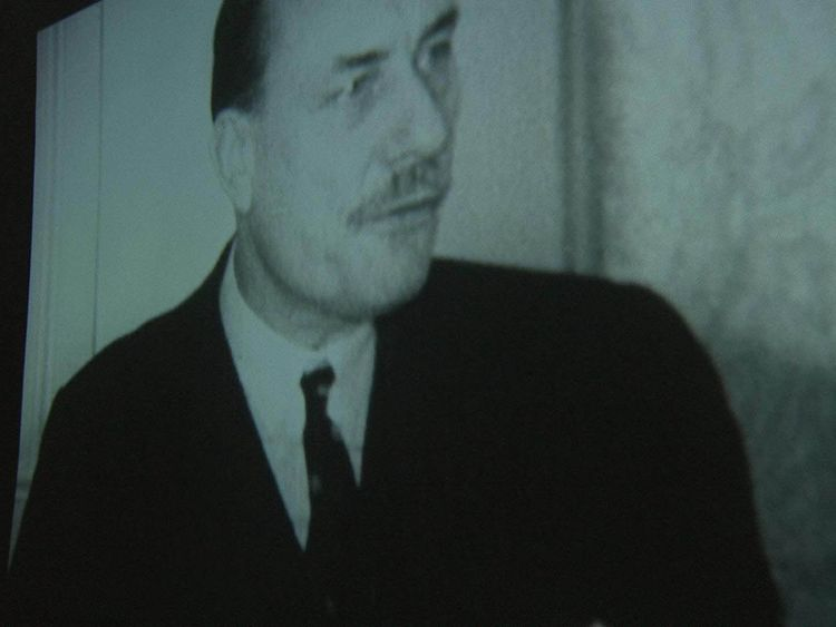 British politician Enoch Powell delivers his 'rivers of blood' speech fifty years ago.