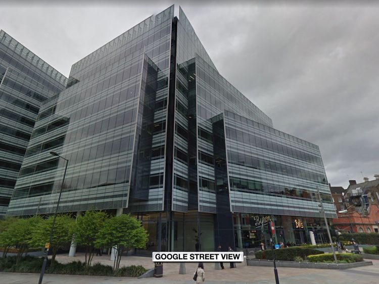 Fox Networks Group has offices in Hammersmith. Pic: Google street view