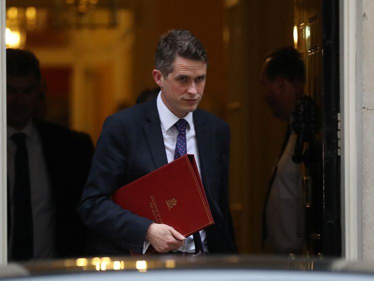 Johnson defends strikes on 'barbaric' Assad