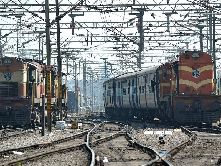 Indian Railways is the world's tenth largest employer