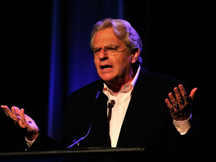 Jerry Springer producer held over sister murder