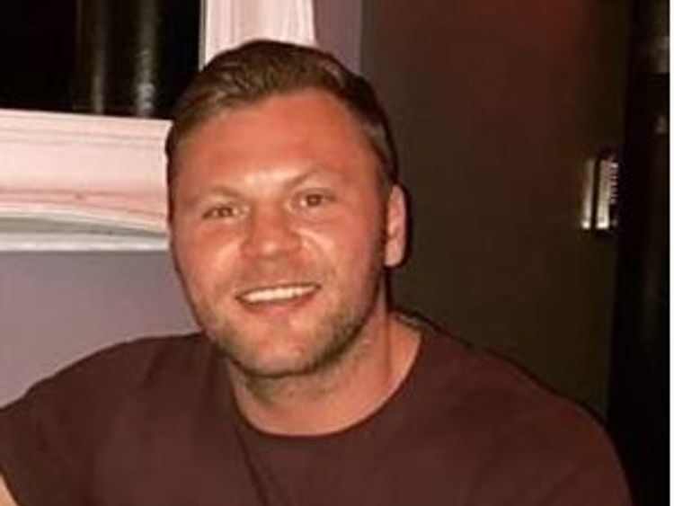 John Pordage was shot in the chest at a patrol station in Essex last year