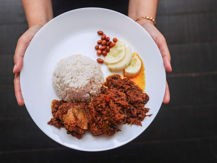 MasterChef UK judges spark row with Malaysia on traditional chicken rendang, Kuala Lumpur - 03 Apr 2018