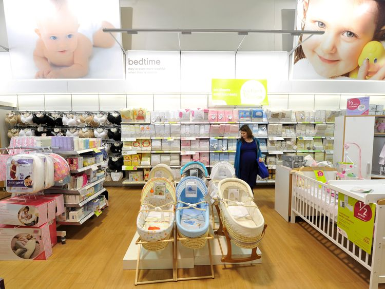 Mothercare will be a big challenge for new CEO