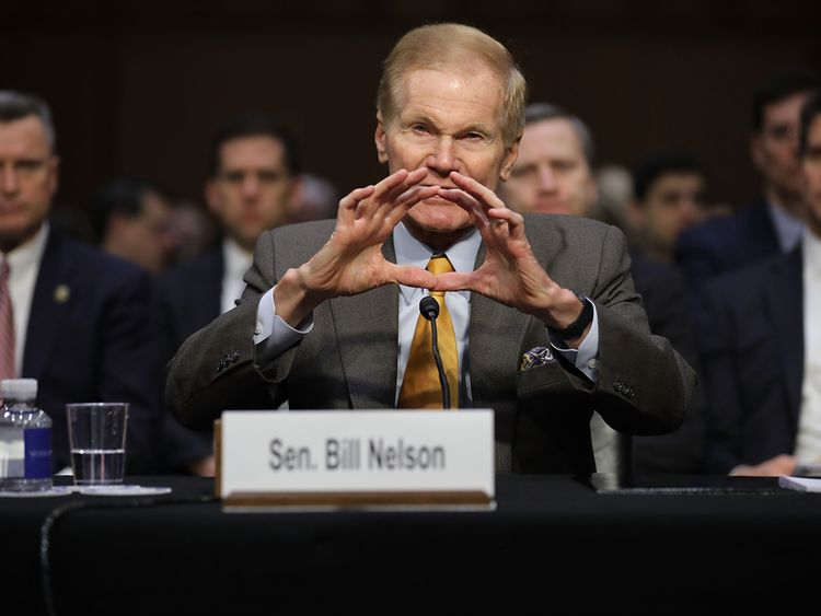 Senator Bill Nelson says Facebook is the point of the spear
