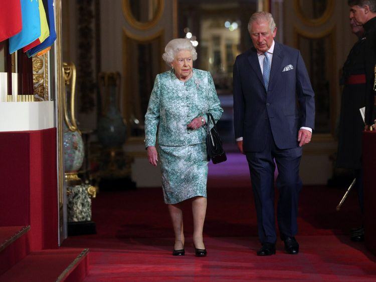 Queen suggests son Prince Charles as next head of Commonwealth