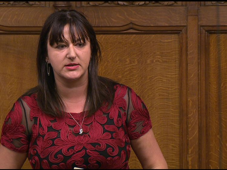 MP Ruth Smeeth made an impassioned speech in the House of Commons in which she revealed the anti-Semitic abuse she has been sent online.