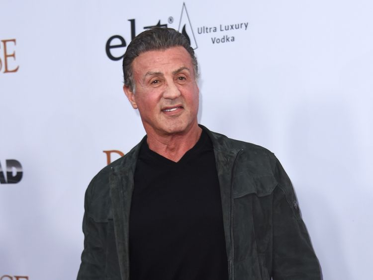 Stallone called the president to push for a pardon for the boxer