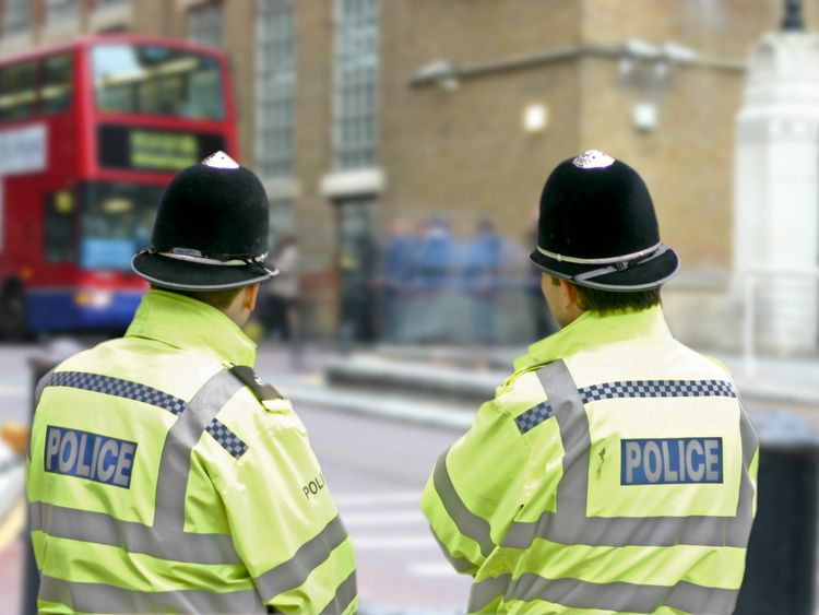 Knife crime rises as London murders surge