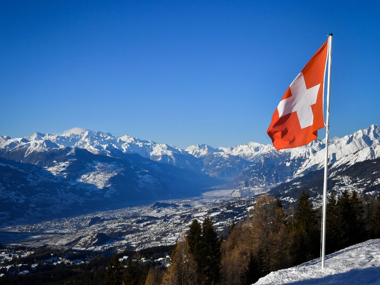 The Swiss canton of Valais