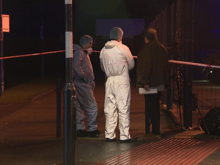 A 16-year-old boy is fighting for his life after a shooting in Walthamstow, east London