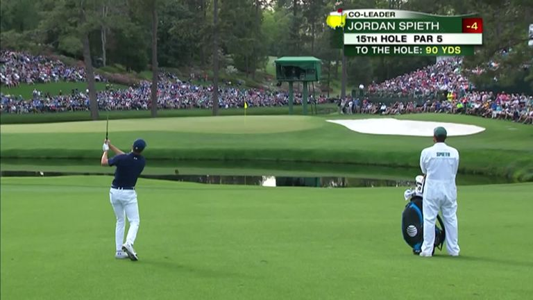 Masters R1 Top Shots Video Watch Tv Show Sky Sports