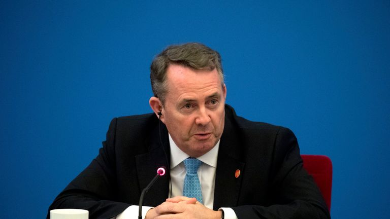 Ex-Barclays executive John Mahon hired by Liam Fox as UK's