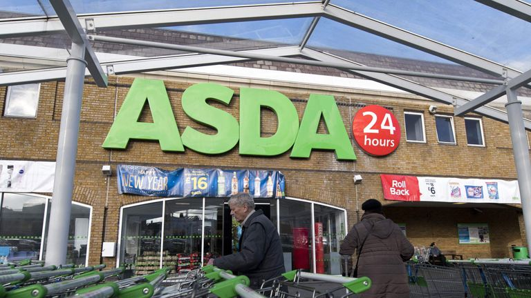 KKR circles Asda after Sainsburys merger hits roadblock